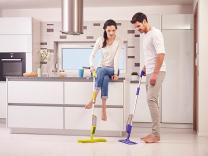 Поради для миття підлоги різного типу на професійному рівні