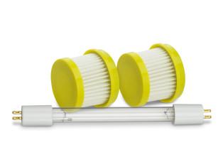 Набір аксесуарів для ручного пилососа з УФ-лампою Nano