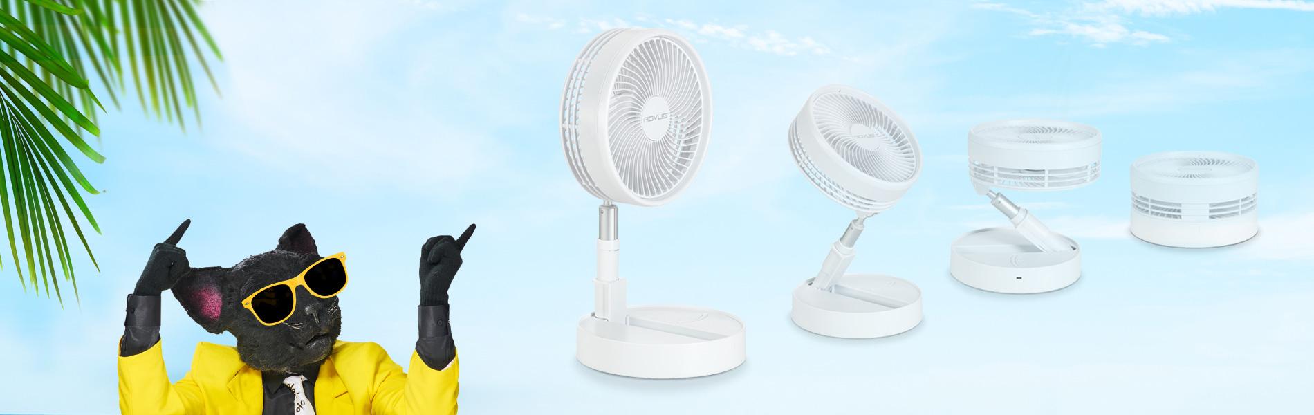 Портативний вентилятор