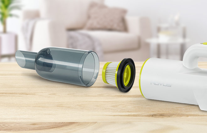 Rovus 360 - Cordless Hand Vac Filters