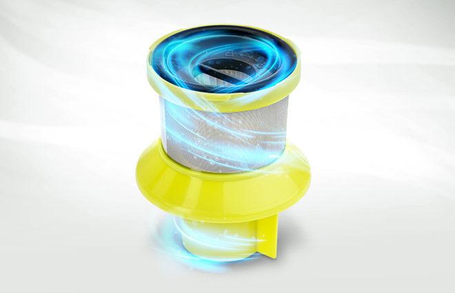 Rovus Nano Multiuse Stick Vac Filters